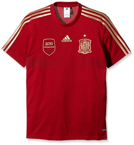 adidas Selección Española de Fútbol - Camiseta de fútbol de aficio