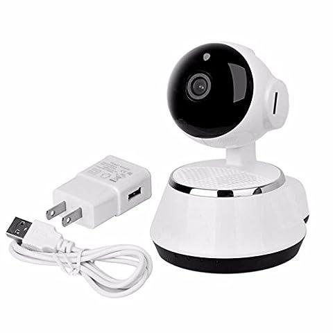 Baby Monitor - Kingwo Überwachungskamera Überwachungskameras Wireless CameraDome Kameras Kamera