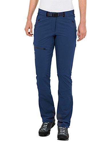 Vaude Damen Badile Pants II Hose, Sailor Blue, 38 Sailor Hose