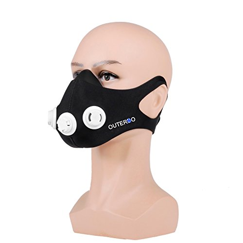 OUTERDO-SHIGASTE-Evolution-training-mask-20-maschera-per-allenamento-anaerobico