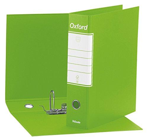 oxford raccoglitore  Esselte 390785600 Raccoglitore Oxford con meccanismo a leva e con ...