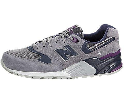 new-balance-womens-999-tartan-grey-sneakers-in-size-38-grey