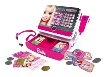 Grandi giochi registratore di cassa di barbie