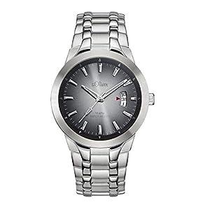 s.Oliver Herren-Armbanduhr