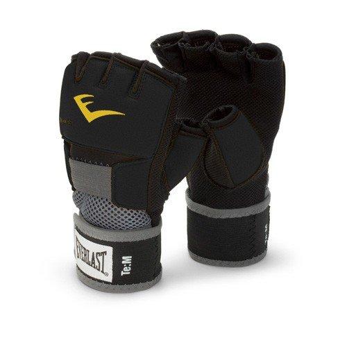 Everlast Erwachsene Boxartikel 4355D Evergel Gloves Wrap Schwarz, S -
