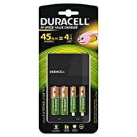 Duracell 45 Minutes Battery Charger, Pack of 1 24