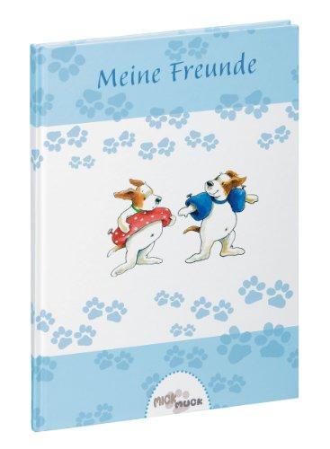 Preisvergleich Produktbild Pagna 20515-15 Buch - Meine Freunde Mick und Muck Motiv Schwimmspaß,  14.5 x 22 cm,  60 Seiten