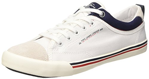 Pepe Jeans Britt Piping, Baskets Basses Homme