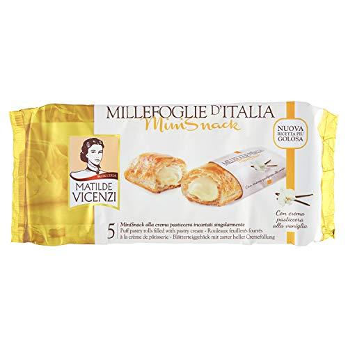 Matilde Vicenzi - Millefoglie D'Italia Minisnack Pasticcera - 125g