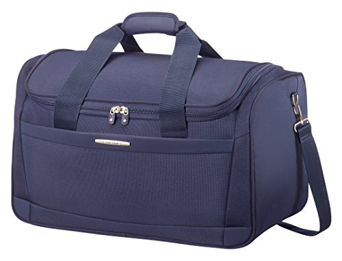 Samsonite Dynamo Bolsa de Viaje, 53 cm, 61.5 L, Color Azul (Navy Blue)