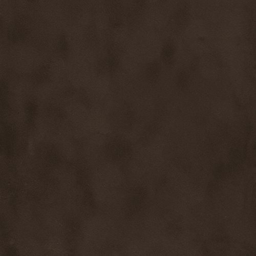 Klebefolie SAMT-OPTIK SCHOKO-BRAUN Dekofolie Möbelfolie Tapeten selbstklebende Folie, PVC, ohne Phthalate, braun, 45cm x 1m, 140µm (Stärke: 0,14 mm), Venilia 53192