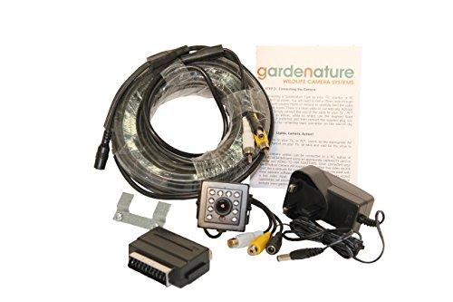Bird Box Kamera Kit. HI RES 420TVL & 30m Kabel