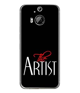 PrintVisa Designer Back Case Cover for HTC One M9 Plus :: HTC One M9+ :: HTC One M9+ Supreme Camera (Message Quote Proverbs Inspiration Motivation)