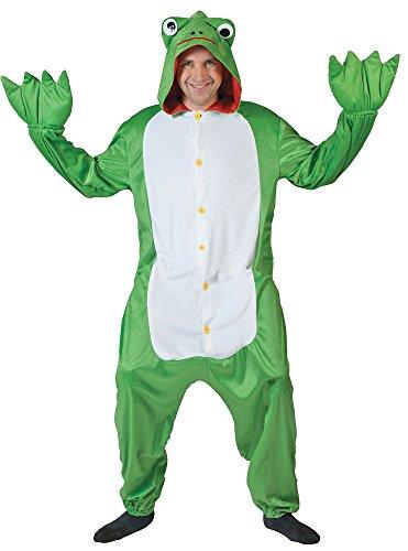 ür Erwachsene - Lustiges Märchen Kostüm zu Fasching, Mottoparty und Junggesellenabschied (Prinzessin Und Der Frosch Erwachsene Kostüme)
