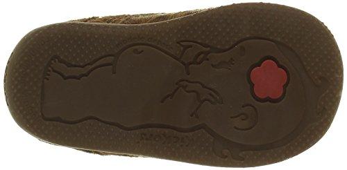 Kickers Bonbon, Chaussures Premiers pas Bébé Mixte Marron (Marron/Noir)