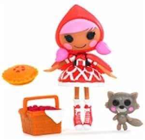 Mini Lalaloopsy Fairy Tales Doll - Scarlet Riding Hood