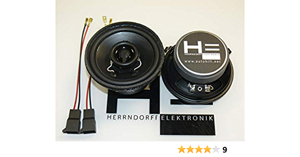 Lautsprecher Kompatibel Mit Vw T4 Vorne Armaturenbrett Elektronik