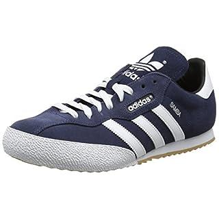 adidas Men's Sam Super Suede Sneakers multicolour Size: 10
