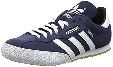 adidas Men's Sam Super Suede Sneakers multicolour Size: 6.5