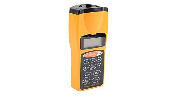 Entfernungsmesser Laser Oder Ultraschall : Moliies lcd ultraschall entfernungsmesser laser punkt