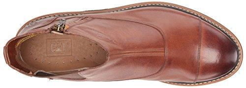 CAT Caterpillar Bottes Chaussures Chelsea Adner Rust Brown P720354 Rust