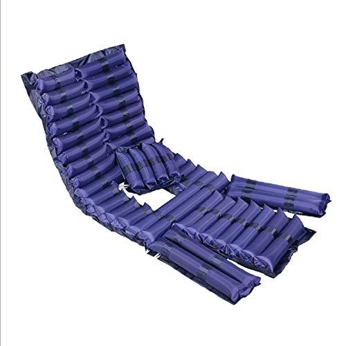 Anti-Decubitus Pad Single Turn Over Anti-Decubituses Matratze Environmentfreundlich Home Medical Air Matratzen geeignet für die Älteren,Blue,1900X800mm - 1900-wc