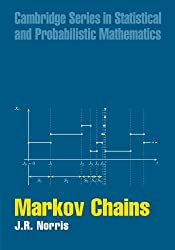 Markov Chains (Cambridge Series in Statistical and Probabilistic Mathematics) by J. R. Norris (1998-07-28)
