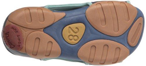 Camper Ous, Sandales mixte enfant Bleu Marine