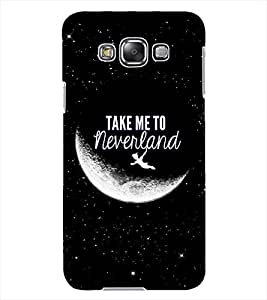 ColourCraft Quote Design Back Case Cover for SAMSUNG GALAXY GRAND MAX G720