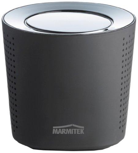Marmitek BoomBoom 150 3W Schwarz - Lautsprecher (2.0, 1.0, Kabellos, 3,5 mm, 3 W, 20-20000 Hz, Schwarz)