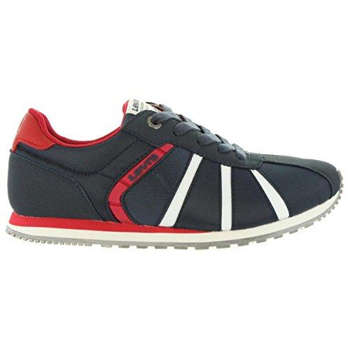 Levi's Sportschuhe für Junge und Mädchen und Damen Levis VALA0001T ALMAYER 0040 Navy Schuhgröße 28