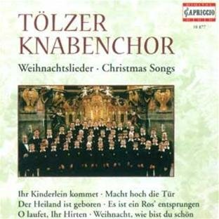Weinachtslieder (Tolzer Knabenchor) by Various Composers