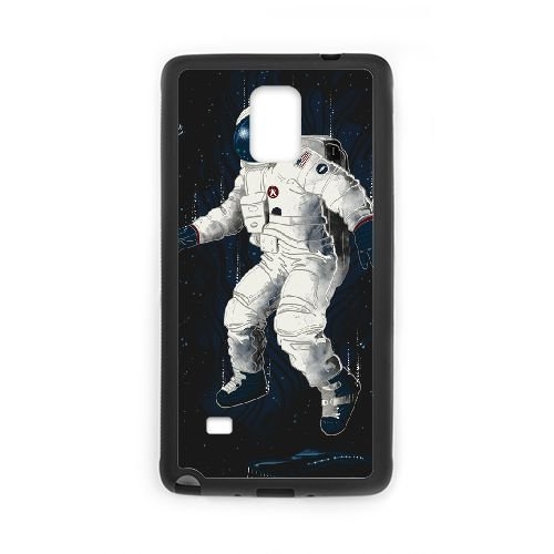 Samsung Galaxy Note 4 Cell Phone Case Black LOST IN THE ABYSS OF SPACE CBVNDEA08186