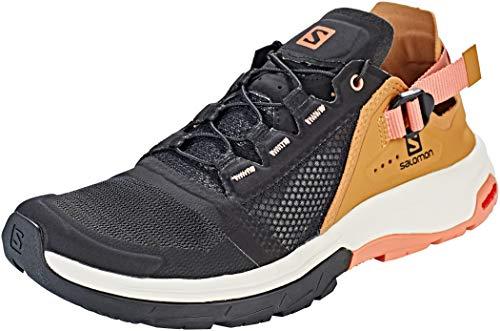 Salomon Techamphibian 4 Shoes Women Black/Bistre/Tawny orange Schuhgröße UK 7,5 | EU 41 1/3 2019 Schuhe