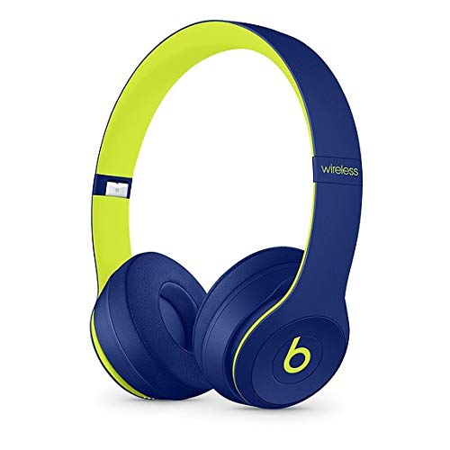 Produktbild Beats Solo3 Wireless On-Ear Kopfhörer - Beats Pop Collection - Pop Indigo