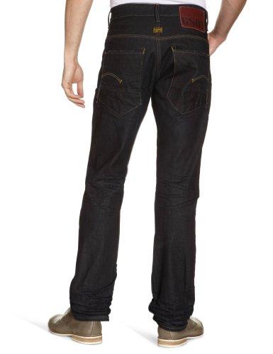 G-STAR Herren New Radar Tapered Jeans Blau (3D dark aged)