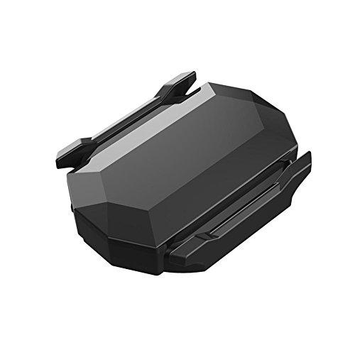 Keptfeet - Sensor de Velocidad y cadencia para Bicicleta 2 en 1 Ant+ Bluetooth Multi-protocolo