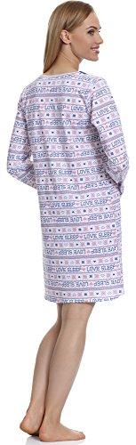 Merry Style Pyjama Femme 781 Bleu-1A