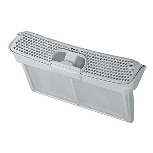 ORIGINAL Flusensieb Filtertasche Sieb Wärmepumpe Trockner Bosch Siemens 656033