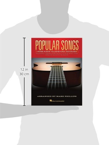 Popular Songs For Classical Guitar Solo