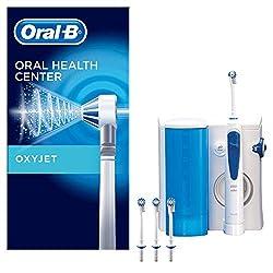 Oral-B OxyJet Reinigungssystem mit Mikro-Luftblasen-Technologie, 4 Aufsteckdüsen