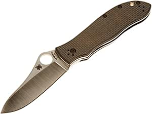 Spyderco Gayle Bradley C134CFP Couteau de poche