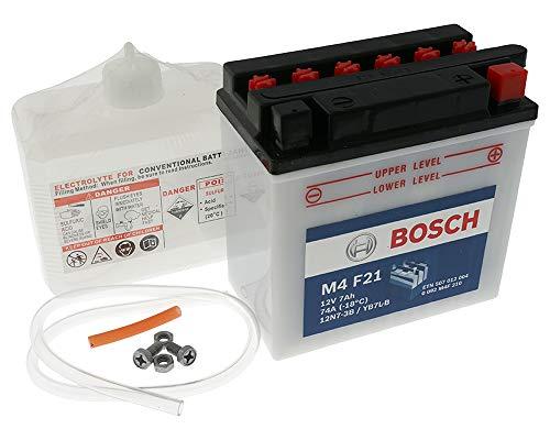 Batterie BOSCH 12N7-3B / YB7L-B 12 Volt - MBK XN 125 Doodo Typ VG5SE04 Bj. 2001 [ inkl.7.50 EUR Batteriepfand ]
