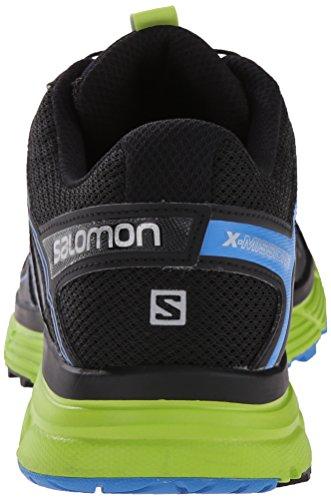 Salomon L37916600, Scarpe da Escursionismo Donna, Nero, 4.5 UK Black
