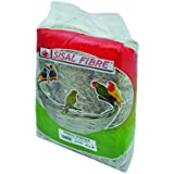 SISAL FIBRE Fondo de Jaula Animale/Vegetal para pájaro 500G