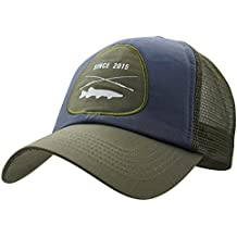 Decentron Gorra de béisbol Ajustable al Aire Libre del Snapback del Sombrero del Camionero de la