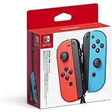 Nintendo Paire de manettes Joy-Con - droite bleu néon/gauche rouge néon