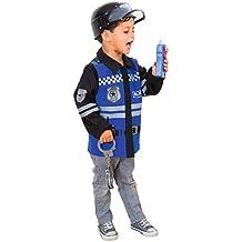 Imaginarium - Disfraz de policía para niños, Policeman Suit (84348)