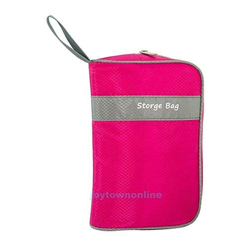 LAZYMARTS 2017 Hot Sale Portable Waterproof Multi-Purpose Travel Digital Devices Bag Toiletry Bag Makeup Brush...