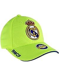 Casquette Real madrid Club Ronaldo CR7 enfant junior logo brodé Article sous licence officielle